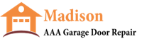 AAA MAdison Garage Door Repair Logo